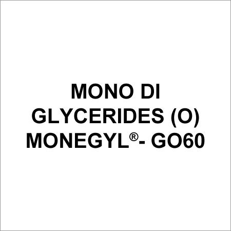Mono Di Glycerides