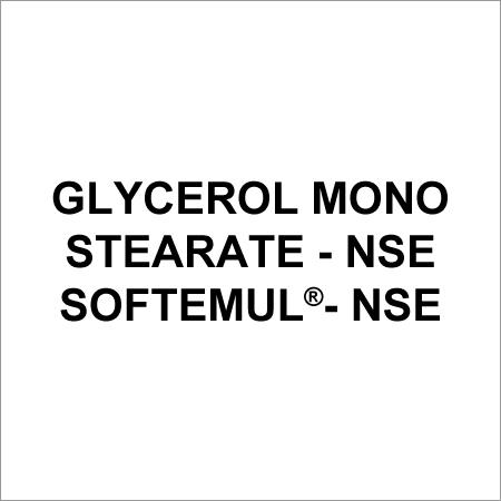 Glycerol Stearates