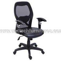 Modular Mesh Chairs