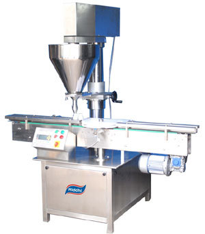 Augur Type Dry Syrup Powder Filling Machine
