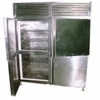 Verticle refrigerator deep