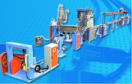 Cable Extrusion Machines