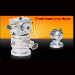 Fixed Center Cross Head