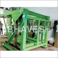 induction furnace castebale top block