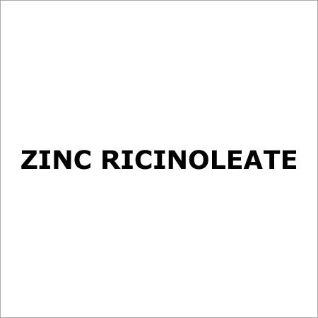 Zinc Ricinoleate Supplier
