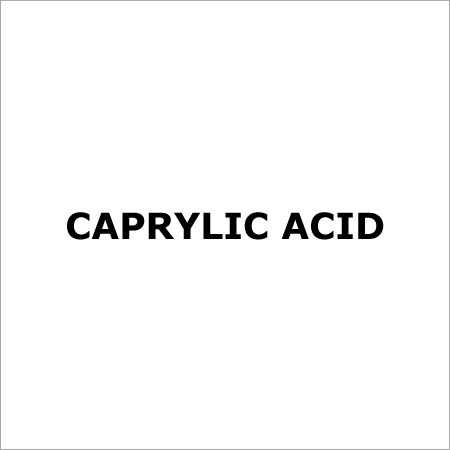 Caprylic Acid - Pharma Ingredient