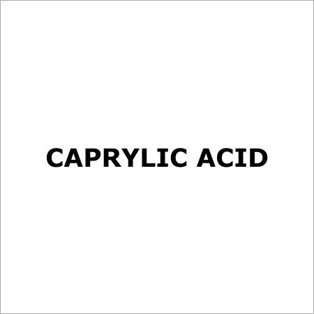 Caprylic Acid - Pharma Ingredient