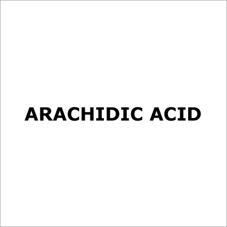 Arachidic Acid 99% Min By GC