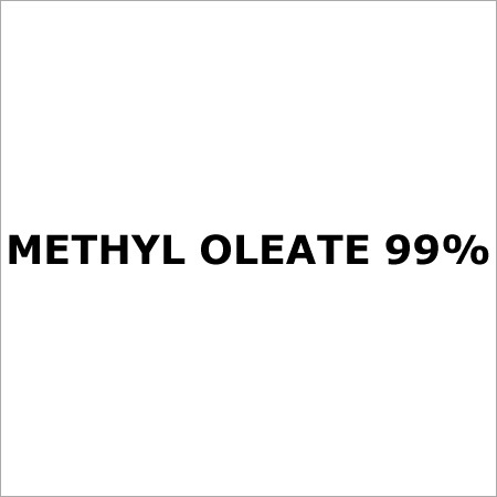 Methyl Oleate - Supplier