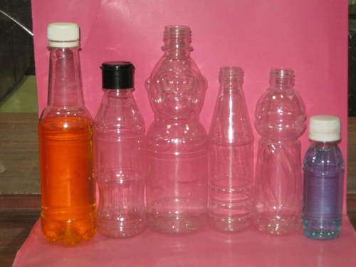 Juice Plastic Bottles