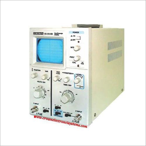 DC-10 MHz Single Trace Oscilloscope