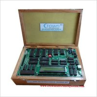 Microprocessor & Micro Controller Trainer Kit