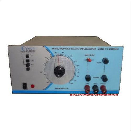 Sine / Square Audio Oscillator 20Hz To 200MHz