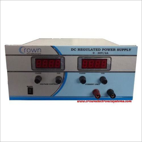 DC Regulated Power Supplies