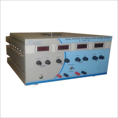 Dual Output DC Regulated Power
