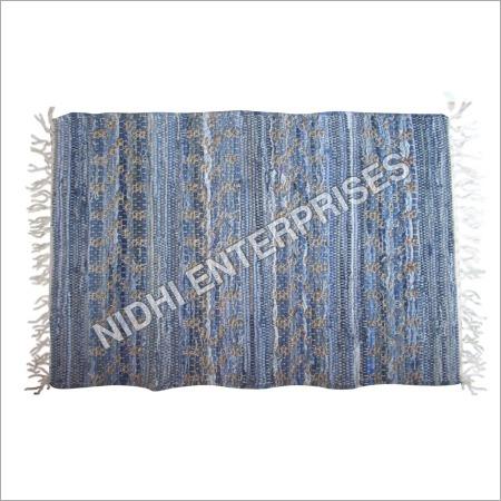 Decorative Denim Rugs