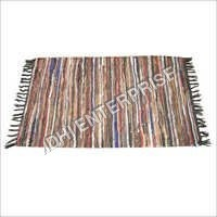 Leather Chindi Rugs