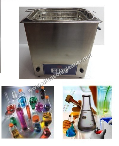 Ultrasonic Laboratory Apparatus Cleaner