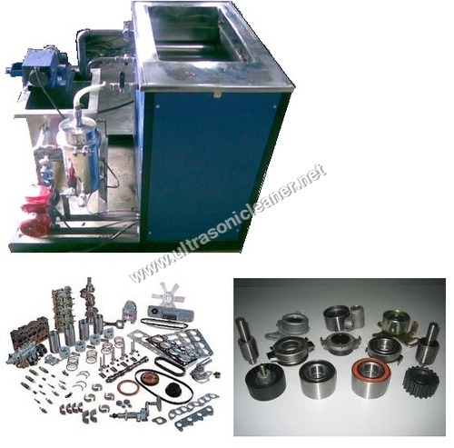 Ultrasonic Auto Parts Cleaner