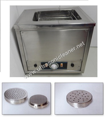 Ultrasonic Spinnerate Cleaner