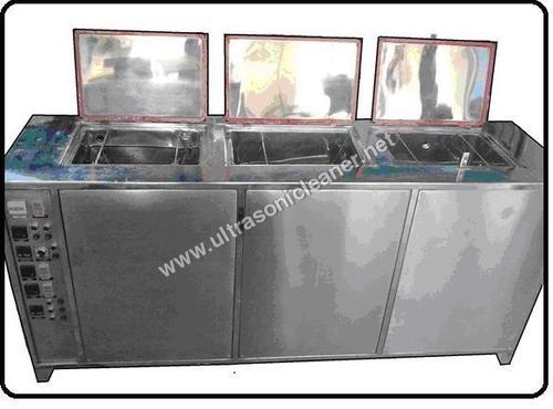 Multi Chamber Ultrasonic Cleaner