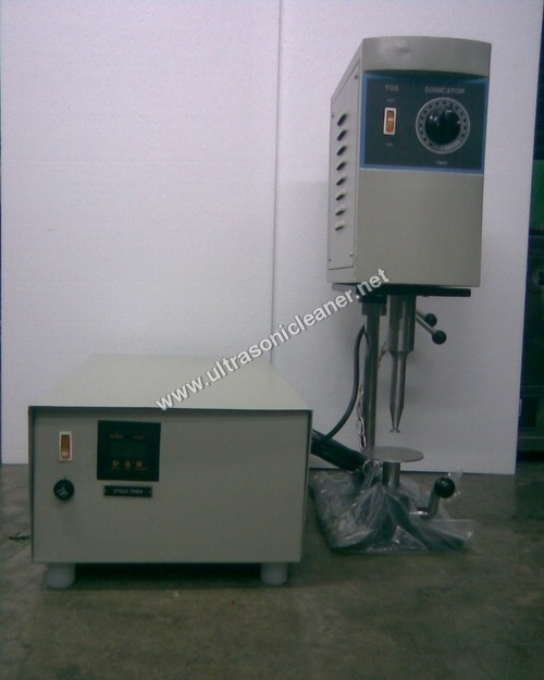 Ultrasonic Sonicator (Processor / Emulsifier)