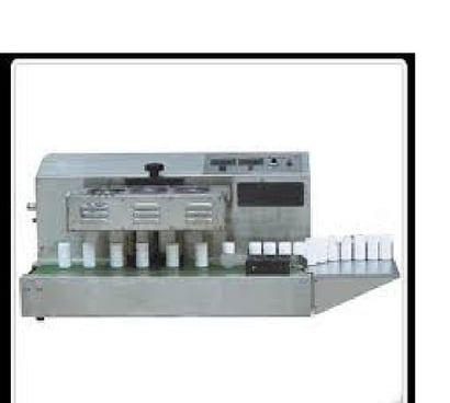 Continuous Induction Sealer With Conveyor Certifications: Ce