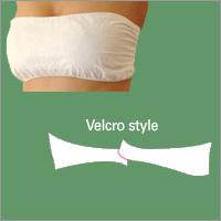Disposable Velcro Bra Wrap