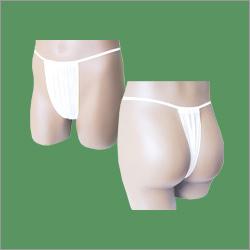 Thong Panties White