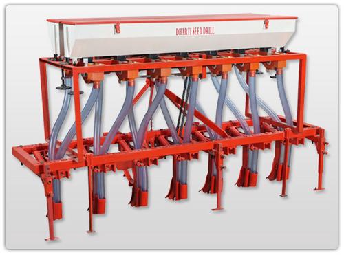Automatic Seed & Fertilizer Drill
