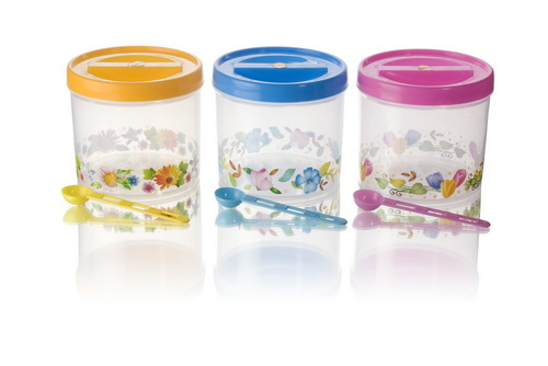 Round Plastic container suppliers