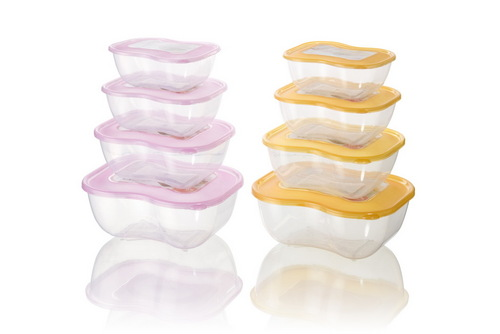Plastic food Boxes