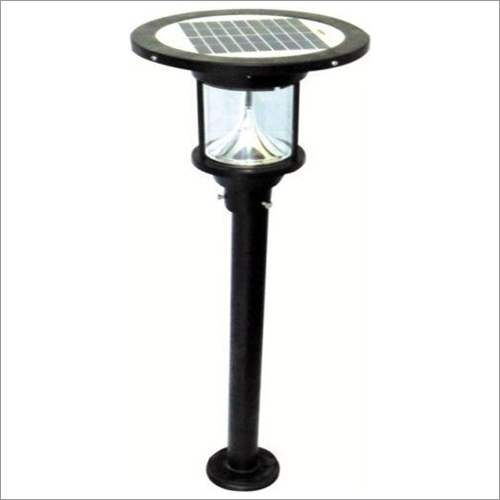 Exceptionnel Solar Bollard Garden Lights