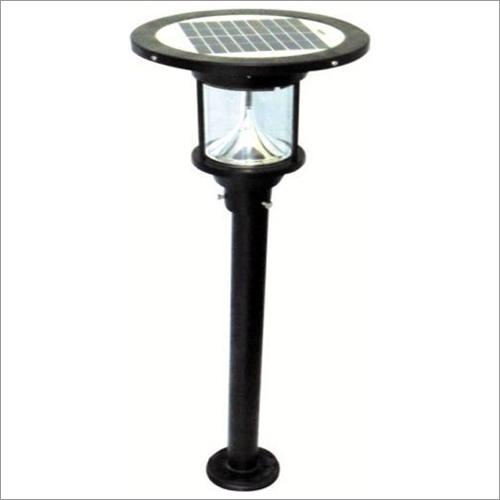 Solar Bollard Garden Lights