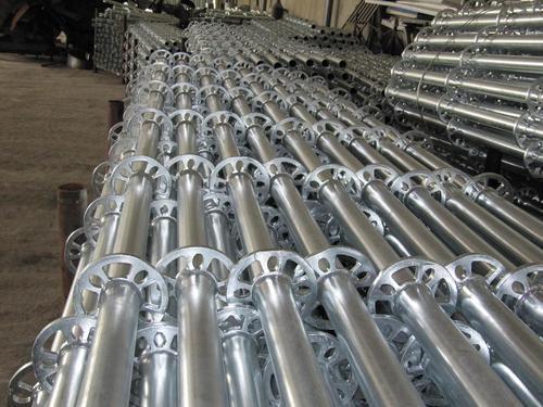Round Lock Scaffolding System