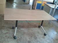 Aluminium Casting  folding  dining Table