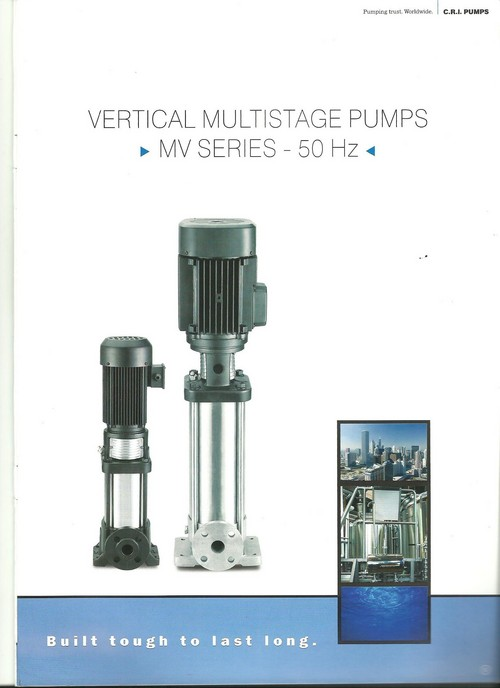 Vertical Multistage Pumps