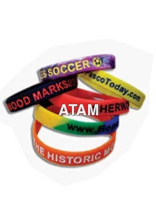Merchandising Promotional Silicon Band
