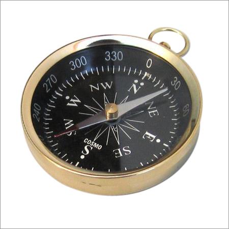 Pocket Flat Compass