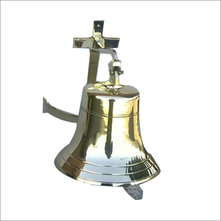 Brass Wall Anchor Bell