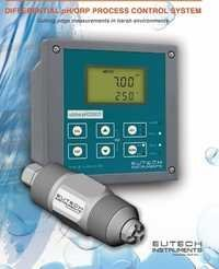 differential pH process control system