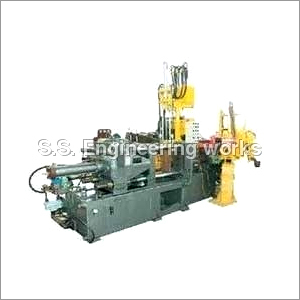 120.01 Tons Die Casting Machine