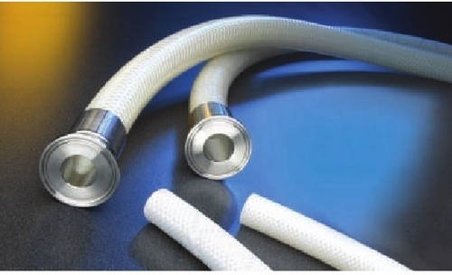 braid reinforced silicon hose