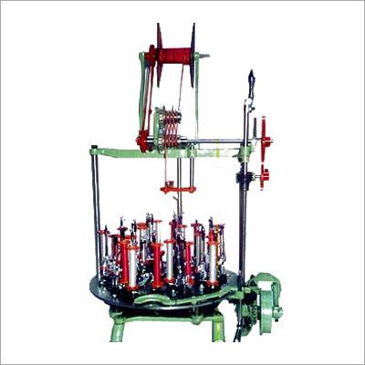 Semi High Speed Braiding Machine Manufacturer in Ahmedabad, Semi ...