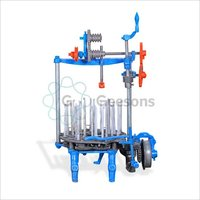12 Spindle Conventional Braiding Machine