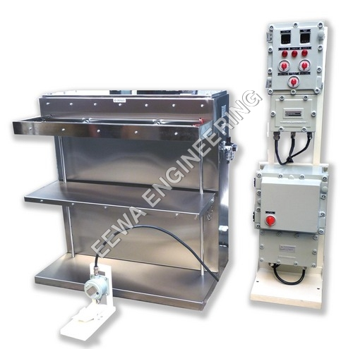 HEAT SEALING VERTICAL MOUNTED BULK PACKAGING EXPLO