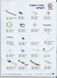 Picanol Airjet Machinery Parts