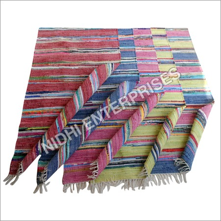 Multi Colored Chindi Rugs