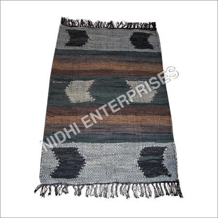 Decorative Leather Rugs
