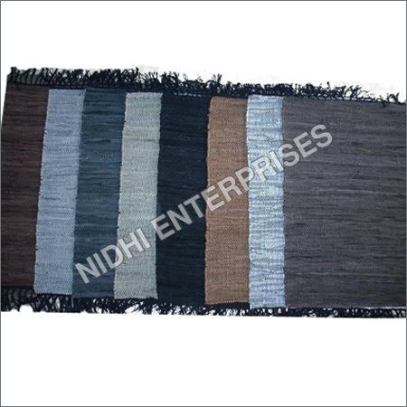 Handmade Leather Rugs